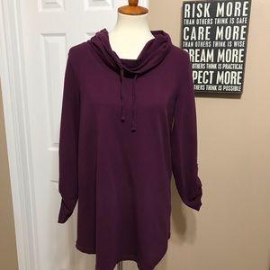 Soft Surroundings medium tunic / jacket 💜